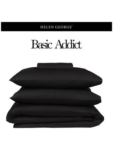 Helen George Nevresim Takımı Siyah
